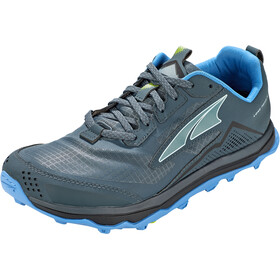 Altra Lone Peak 5 Running Shoes Men blue/lime